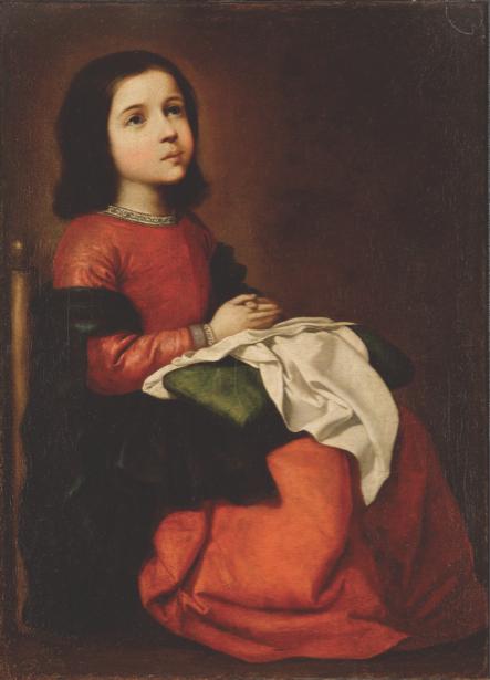 Франциско де Сурбаран, (art-0000121)