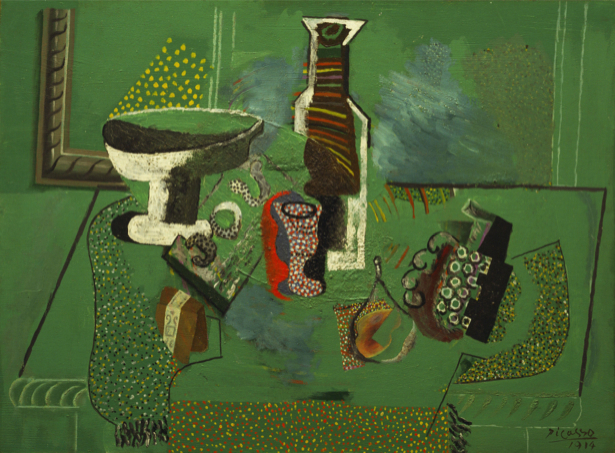 Пикассо, кубизм, сюрреализм (art-0000573)