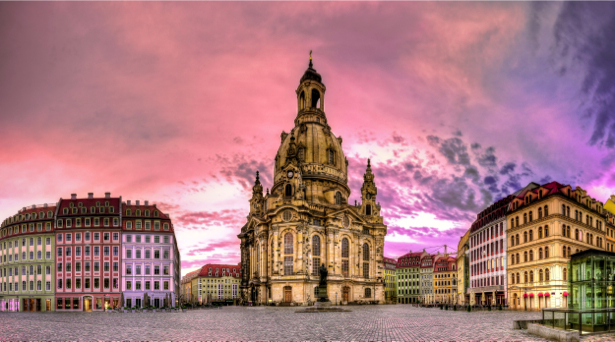 Фотообои Дрезден, Германия, Европа (city-0000402)