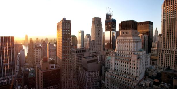 Фотообои небоскребы город (city-0000425)