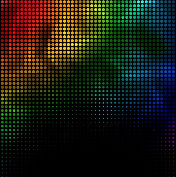 Фотообои офис New Art авангард мозаика (commercial-00022)