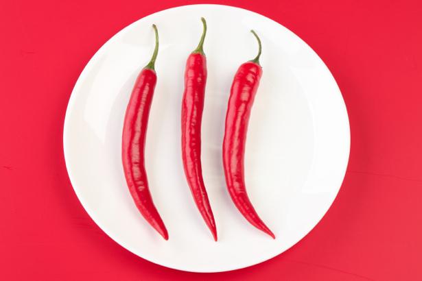Красный перец 3 Фотообои для кухни (food-0000041)
