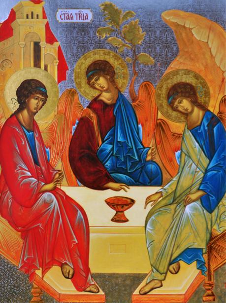 Святая Троица (icon-00026)