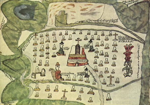 география, карты, старая карта (map-0000036)