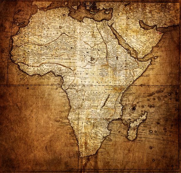 атлас, география, карты, старая карта (map-0000158)