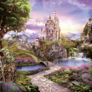 Фотообои замок мечты (print116)