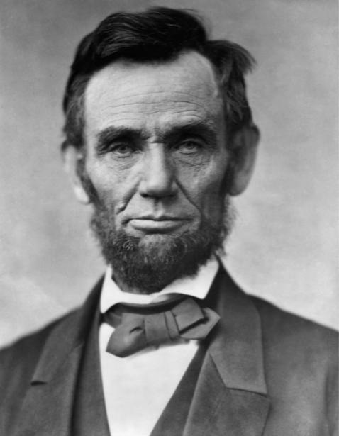 Фотообои Авраам Линкольн (retro-vintage-0000348)