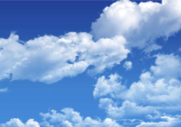 Фотообои голубое небо с облаками 4 (sky-0000108)