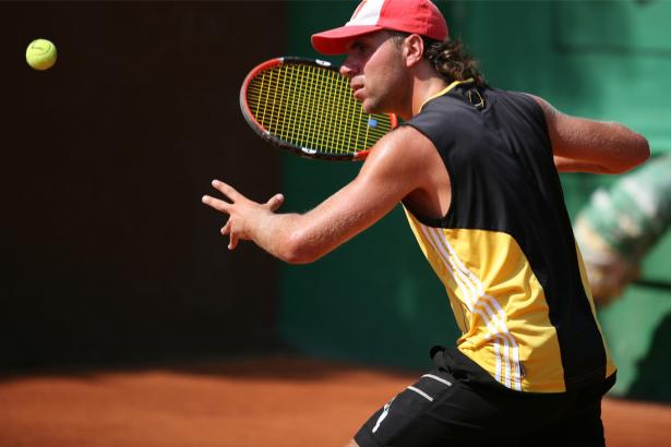 Фотообои мужской теннис (sport-0000153)
