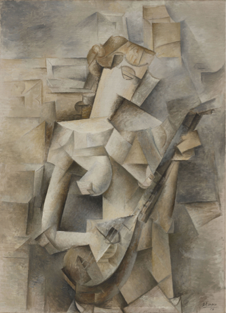 Пикассо, кубизм, сюрреализм (art-0000571)
