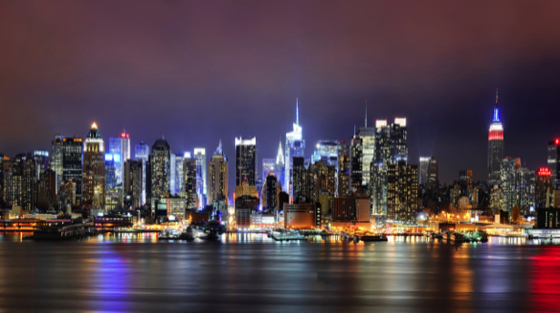Фотообои Нью-Йорк США Америка (city-0000458)