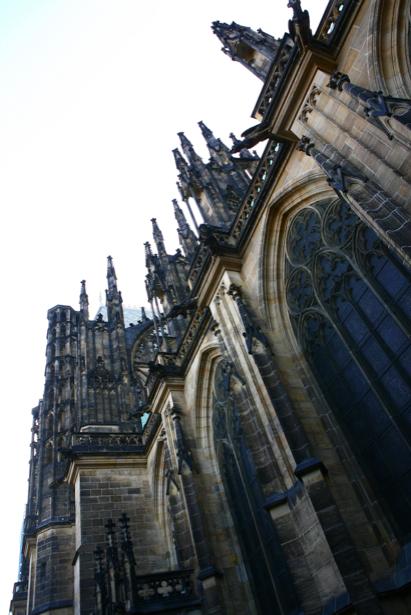 Фотообои Прага Чехия собор (city-0000633)