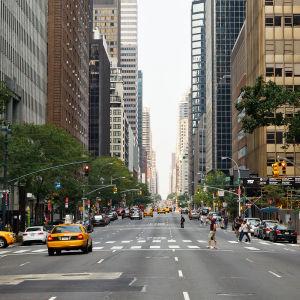 Фотообои улицы Нью-Йорк (city-1441)