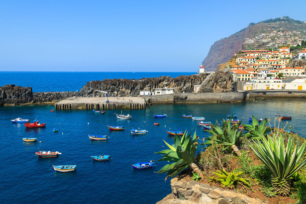 Фотообои остров Мадейра (city-1464)