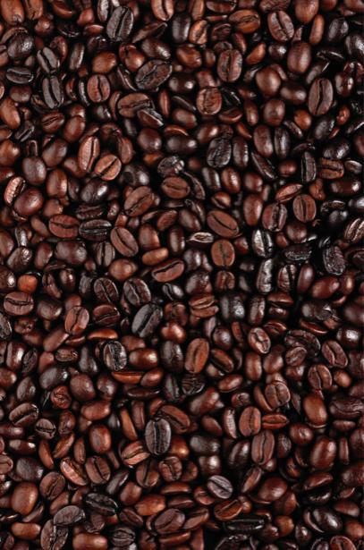 Фотообои для кухни фон Зерна кофе (food-0000037)
