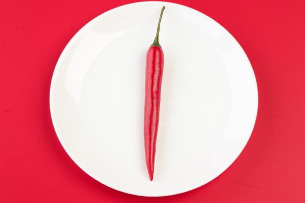 Фотообои для кухни красный перец (food-0000053)
