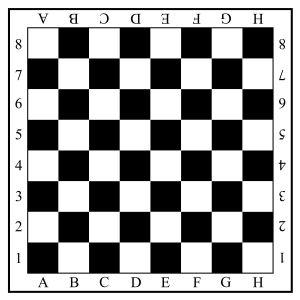 Фотообои Шахматная доска (sport-187)
