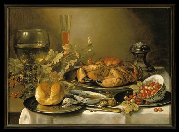 Фотообои кухня Натюрморт с сосудами (still-life-0073)