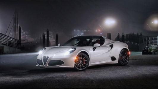 фотообои Alfa Romeo (transport-317)