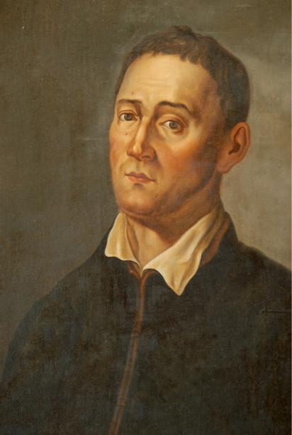 Портрет Григория Сковороды (ukraine-0038)