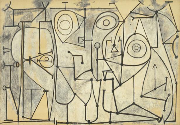 Пикассо, кубизм, сюрреализм (art-0000589)