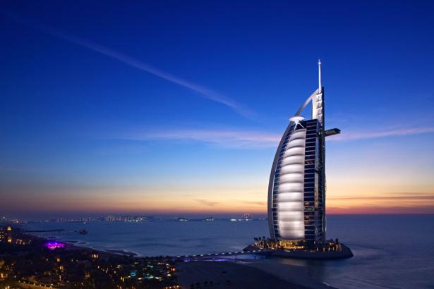 Фотообои Бурдж аль-Араб, Дубаи, отель (city-0000094)