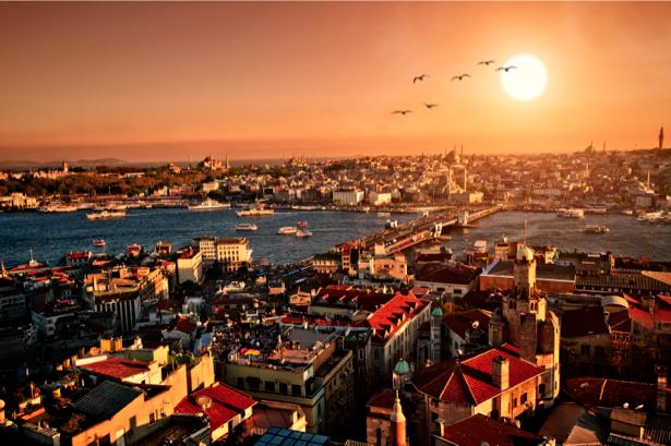 Фотообои Стамбул, Турция (city-0000107)