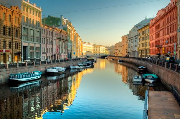 Фотообои Санкт-Петербург (city-0000330)