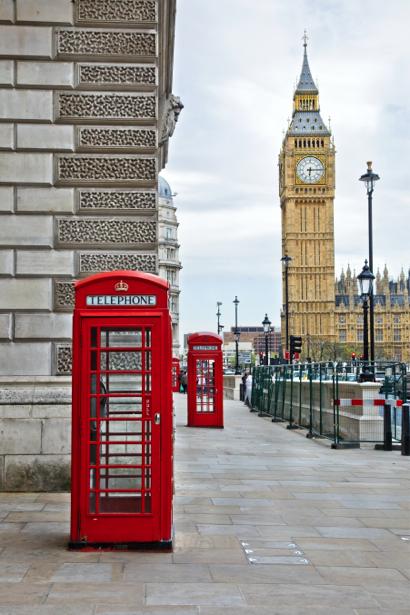 Фотообои Англия Лондон Биг-Бен (city-0000732)