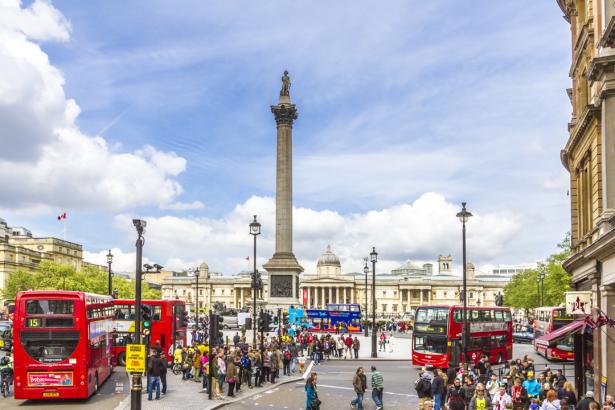Фотообои Улицы Лондона Англия (city-0001259)