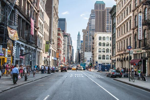 Фотообои Нью-Йорк Сити (city-1444)