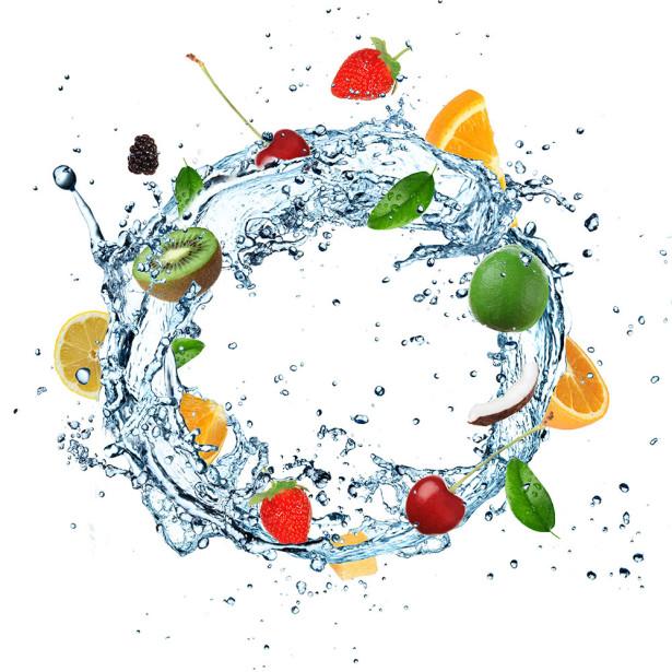 Фотообои в кухню с фруктами (food-341)