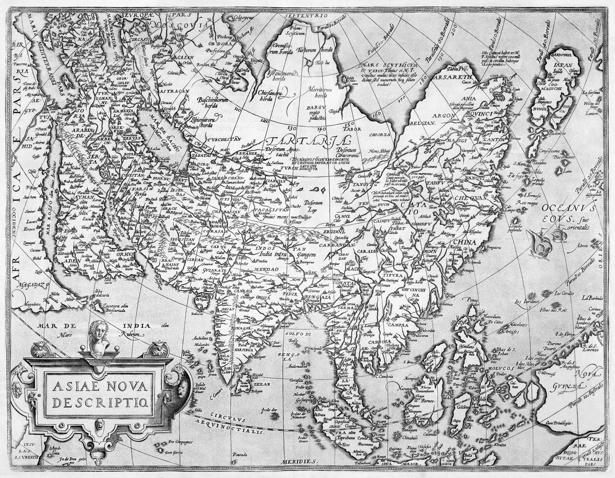атлас, география, карты, старая карта (map-0000102)