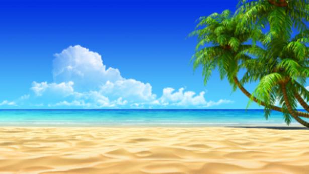 Фотообои море песок (sea-0000025)