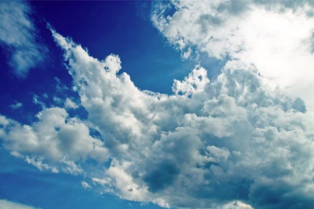 Фотообои небо с облаками фото (sky-0000145)
