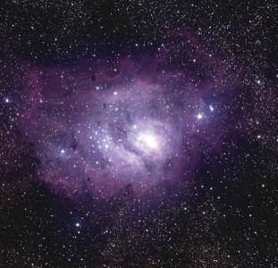 Фотообои space stars (space-0000002)