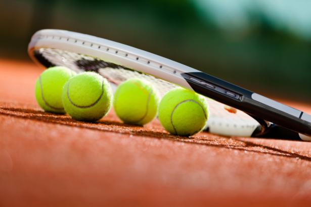 Фотообои теннисная ракетка (sport-0000149)