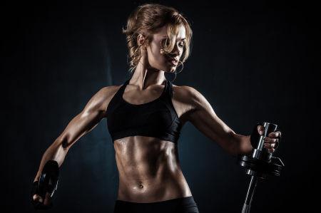 Фотообои накачка мышц (sport-179)