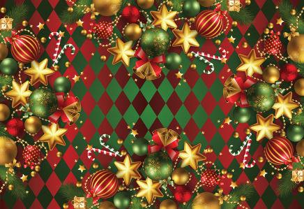 Скатерть Рождество (0143)