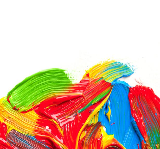 Фотообои мазки краски цвет (background-0000154)