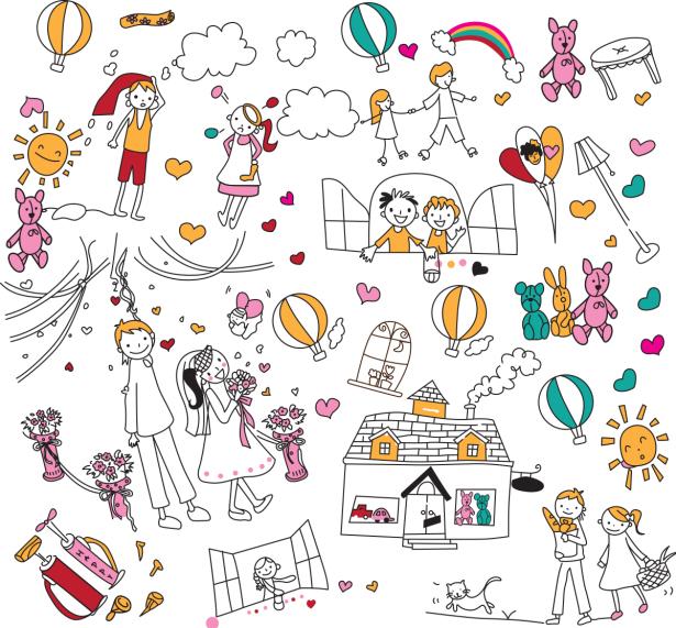 Фотошторы история одной пары (children-curtain-00015)