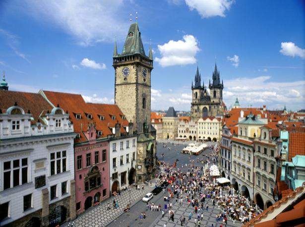 Фотообои Прага, Чехия (city-0000260)