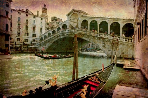 Фотообои Венеция каналы (city-0000473)