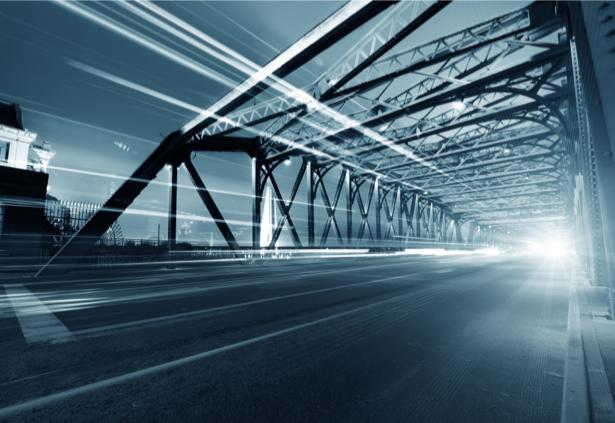Фотообои городской мост (city-0000971)