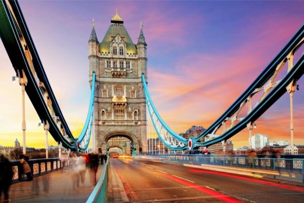 Фотообои Лондон Тауэрский мост (city-0001252)