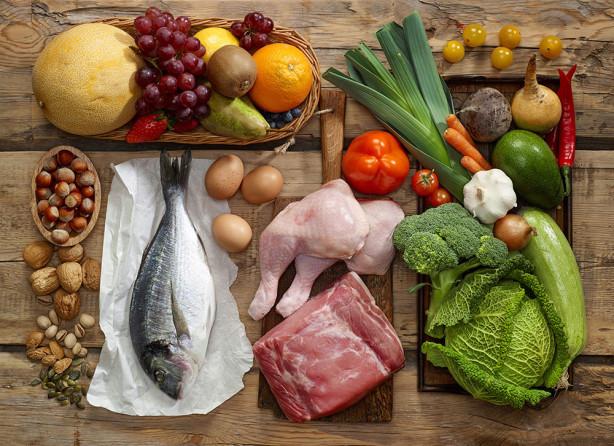 фотообои свежие продукты (food-333)