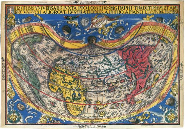 география, карты, старая карта (map-0000031)