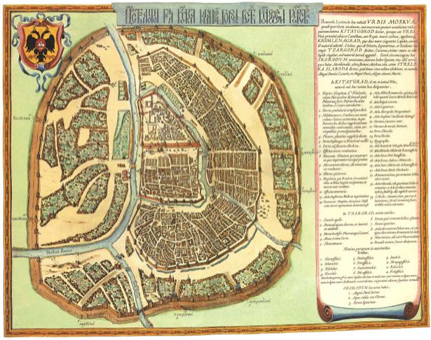 география, карты, старая карта (map-0000037)