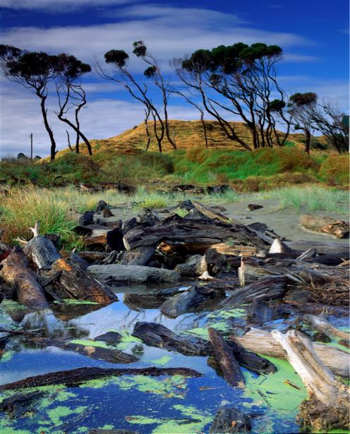 Фотообои берег камни фото (nature-00371)