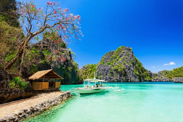 Фотообои Тропический рай (sea-0000387)